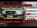 Chevrolet S10 Diesel é Boa Opinião Real do Dono Pontos Positivos e Negativos Parte 2
