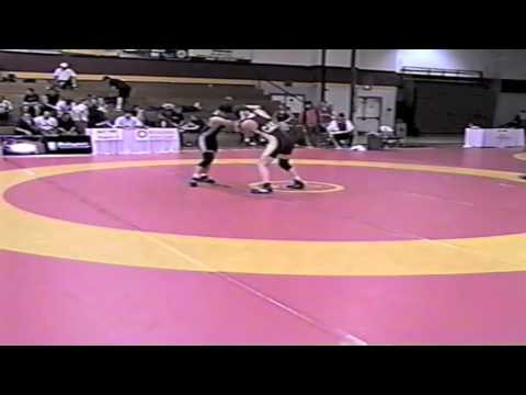 2005 Canada Cup: 51 kg Jillian Gallays (CAN) vs. Nicole Hauptmann (GER)
