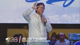 The God we are serving is the God of new beginnings - Bro. Eddie