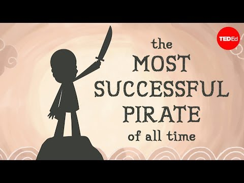 Video image: The most successful pirate of all time - Dian Murray