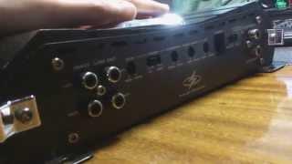 обзор на Power Acoustik OVN1-5500D