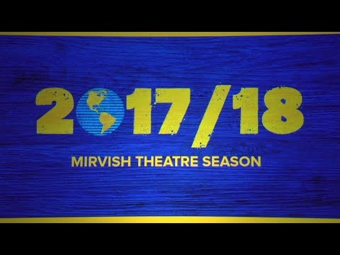 The 2017/2018 Mirvish Subscription Season Launch Event