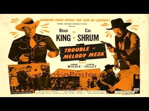 Trouble at Melody Mesa / 1949