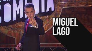 """Miguel Lago: """"Me da igual la cantidad de miembros que le falten al pobre"""" - El Club de la Comedia"""