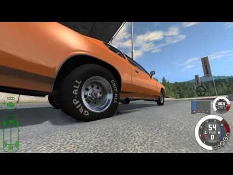 BeamNG.drive 0.6 Tire Physics