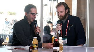 BevNET Live Winter 2017 - Livestream Lounge with Rifle Hughes of McLean Design