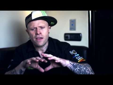 Keith Flint talks exclusively about his passion for endurance bike racing