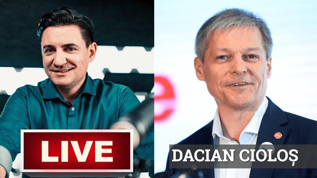 LIVE cu Dacian Cioloș #IGDLCCC #DEACASA