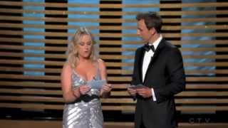 Amy Poehler at the Emmy Awards 2014