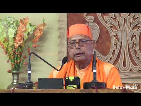 Speech by Swami Vimalatmananda on Devotees Convention 2018 (Day 1)