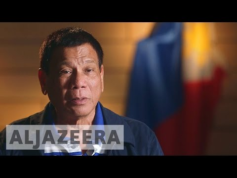 Philippine's Rodrigo Duterte offers to take in refugees