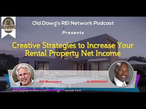 109: Creative Strategies to Increase Your Rental Property Net Income