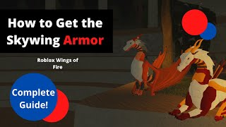 How To Get The Skywing Armor In Roblox Wings Of Fire Complete Guide Read Description Youtube When it comes to steve and terraria guy's enemies none are like these two monsters boomstick: how to get the skywing armor in roblox wings of fire complete guide read description