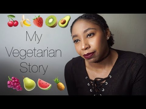 Why I went Vegetarian | My Vegetarian Story | Riri Fit