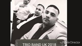 TRIO BAND UK 2018 & ČERVENEC&SUCHÝ LISTOK