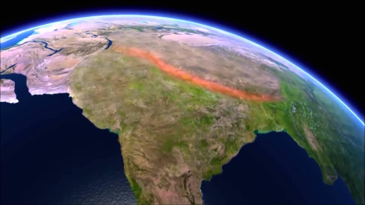 I Formação Dos Coroinhas: Formação Do Himalaia