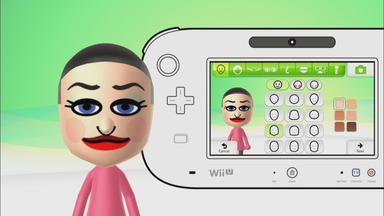 Mii Maker How To Create Ballora From Five Nights At Freddy