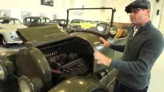 THIS CAR MATTERS: 1918 Cadillac U.S. 1257X