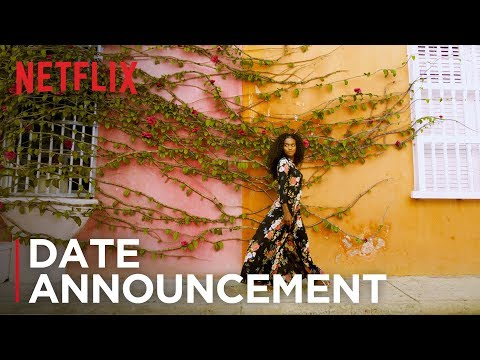 Netflix 'Siempre Bruja' Release Date Time-Traveling Afro