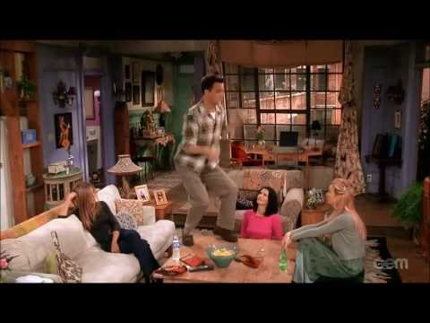 Chandler Bing Dancing (Vine)