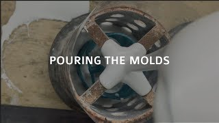 Pouring Molds | MIMOSA HANDCRAFTED