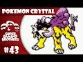 SGB Play: Pokemon Crystal - Part 43 | There Are How Many Legendaries?