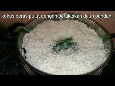 Cara Buat Nasi Dagang Terengganu Power kebabom!