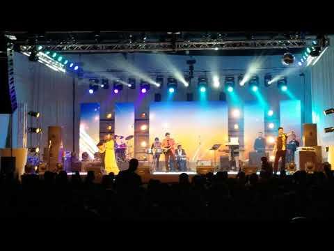 Kumar sanu and alka yagnik Live in dubai