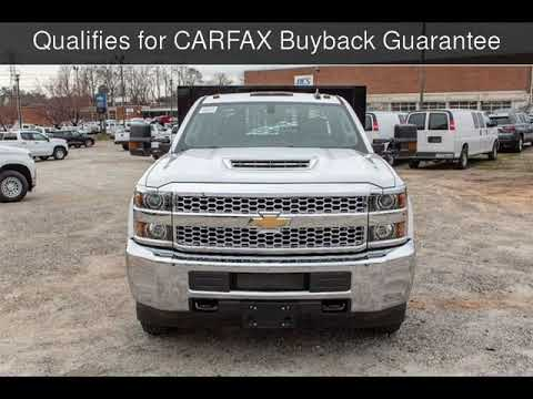 2019 Chevrolet Silverado 3500HD WT New Cars - Charlotte,NC - 2019-03-11
