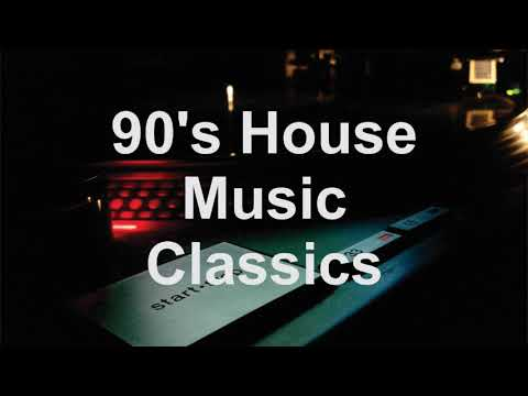 90's HOUSE MUSIC CLASSICS By MIGUEL MIX DJ