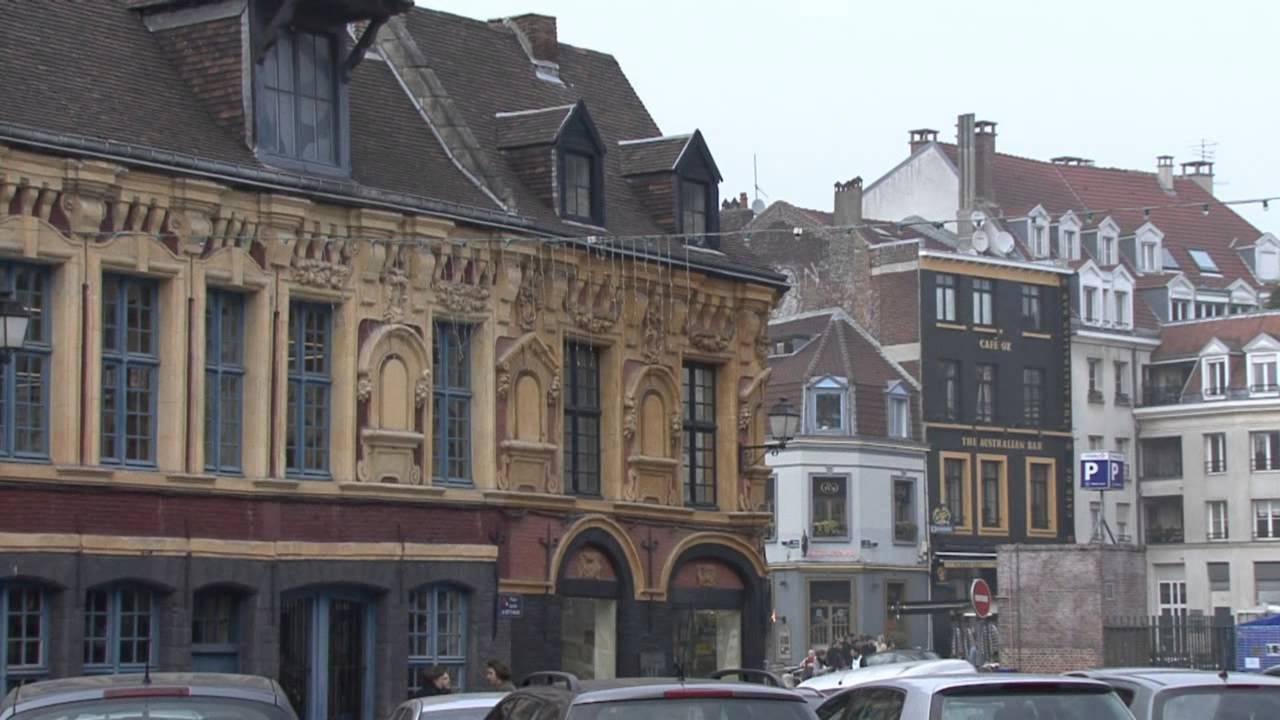 lille capitale des flandres