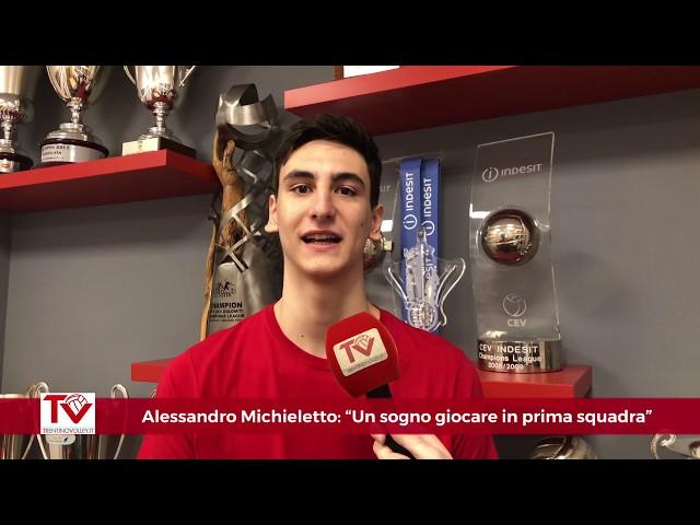 Alessandro Michieletto: