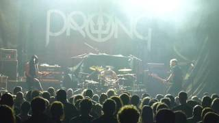PRONG Ultimate Authority [Live 2016 Paris]