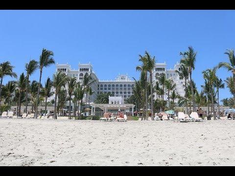 RIU Palace Paifico Pureto Vallarta Mexico Complete Resort Tour 2019