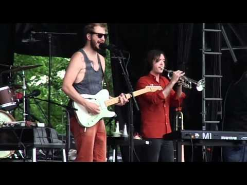 Bon Iver—Michicant—Live @ Bonnaroo Music Festival, Manchester, Tennessee 2012-06-10