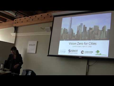 Vision Zero Cities Lunch & Learn