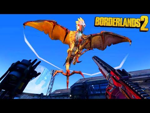 BORDERLANDS 2 REMASTERED - BEST CHARACTERS IN THE WORLD! (BL2 Remastered Gameplay Part 2)