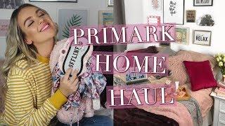 PRIMARK HOMEWARE HAUL | 2017