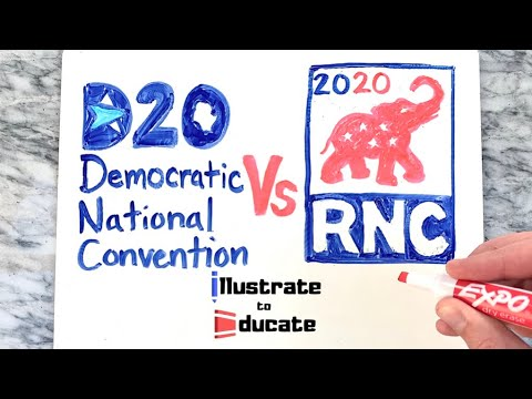Democratic and Republican National Convention 2020 Highlights-Biggest takeaways from the DNC and RNC