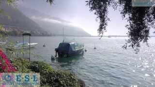 Séjour linguistique en Suisse : Montreux