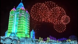 Mind Blowing Hong Hong Fireworks & Shows For Chinese New Year. 2018 Year Of The Dog