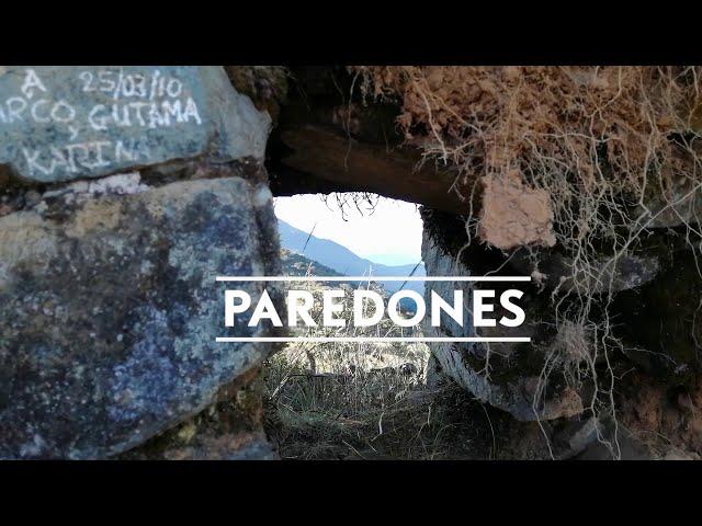 Paredones, un tesoro arqueológico en el olvido