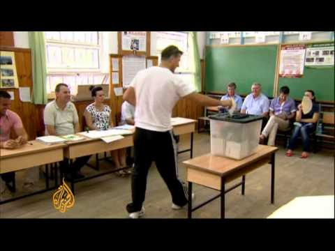 Violence mars Albania's general election