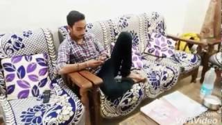 Chutiya baap beta very funny video 😂 - banarasi prank masti