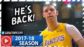 Lonzo Ball Full Highlights vs Hornets (2018.01.05) - 11 Pts, 5 Assists