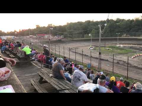 Hilltop Speedway - Ministock Heat 2 - 8/2/19