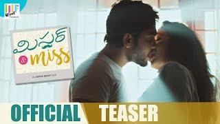 Mr & Miss Telugu Movie Official Teaser || WF
