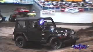 Tough Trucks with Bobby Paul (West Palm Beach, FL 3/1998)