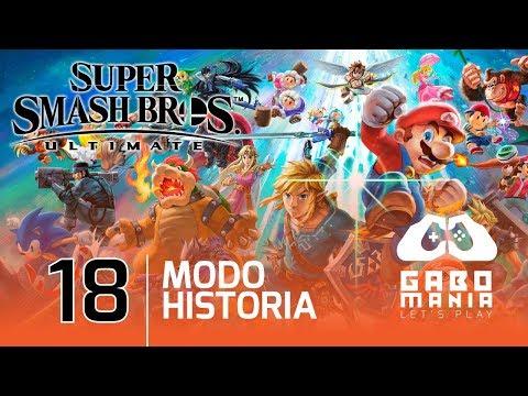 Modo historia Super Smash Bros Ultimate en Español Latino | Capítulo 18 thumbnail