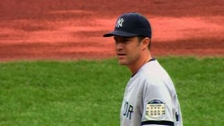 Mussina gets his first 20-win season